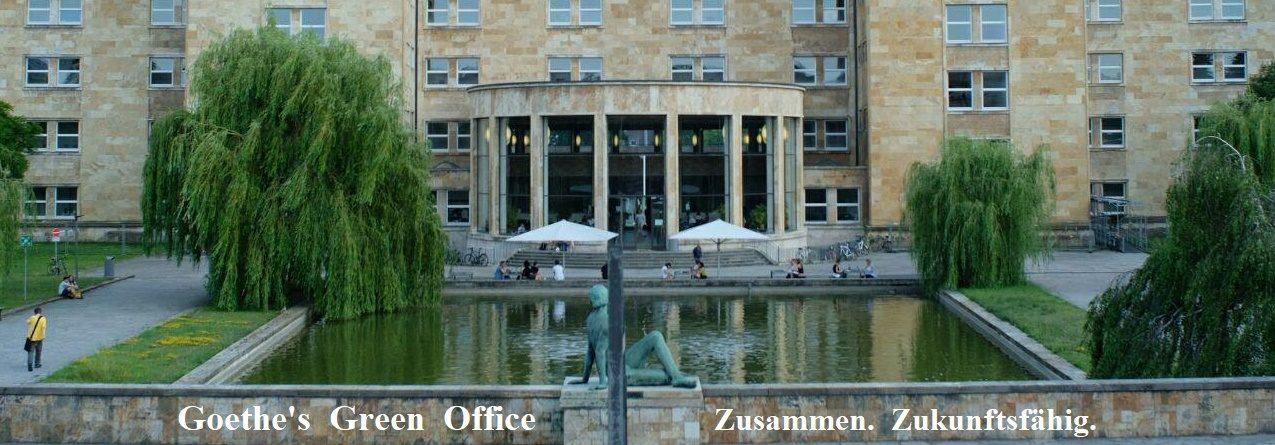 Goethe's Green Office